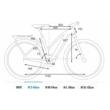 CUBE TOURING HYBRID ONE 625 grey´n´black Férfi Elektromos Trekking Kerékpár 2021