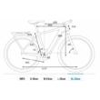 CUBE KATHMANDU HYBRID EXC 625 teak´n´green Férfi Elektromos Trekking Kerékpár 2021
