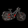 Haibike Trekking S 9 TRAPÉZ Női Speed Pedelec Trekking Kerékpár 2021