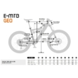 KTM MACINA TEAM 292 Férfi Elektromos MTB Kerékpár 2021