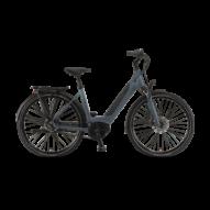 """Winora Sinus iR8 i500 28"""" EASY ENTRY Blue Unisex Elektromos Városi Kerékpár 2021"""