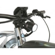 MonkeyLink Busch&Müller Lumotec IQ-X 150LUX connect első lámpa e-bikehoz