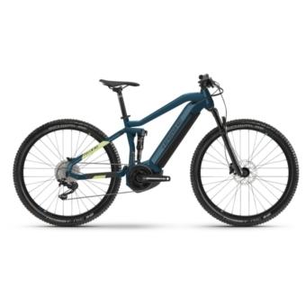 """Haibike Fullnine 5 29"""" Férfi Elektromos Összteleszkópos MTB Kerékpár 2021"""
