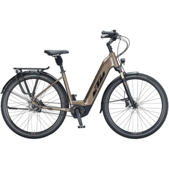 KTM MACINA CITY 610 BELT Unisex Elektromos Városi Kerékpár 2021