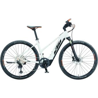 KTM MACINA CROSS 610 TRAPÉZ Női Elektromos Cross Trekking Kerékpár 2021