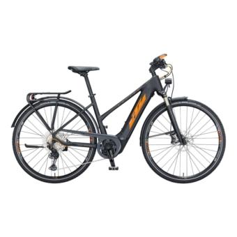 KTM MACINA SPORT 610 TRAPÉZ Női Elektromos Trekking Kerékpár 2021