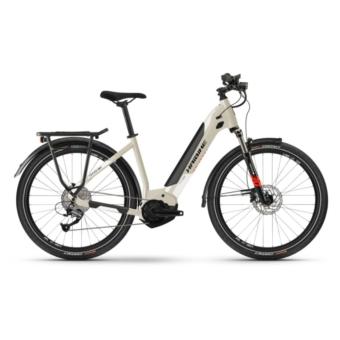 Haibike Trekking 4 2021 Unisex elektromos trekking kerékpár