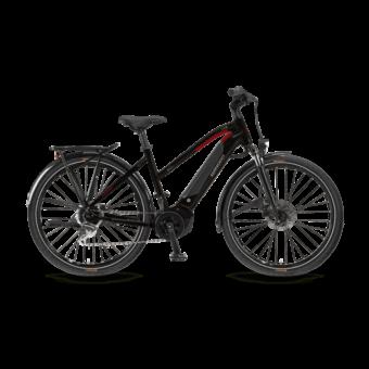 """Winora Yucatan 9 i500 28"""" TRAPÉZ Női Elektromos Trekking Kerékpár 2021"""