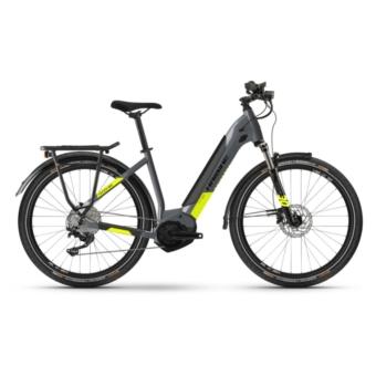 Haibike Trekking 6 2021 Unisex elektromos trekking kerékpár