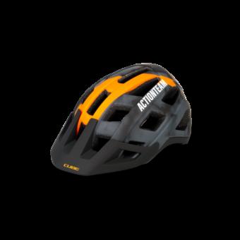 CUBE BADGER X Actionteam Enduró MTB Kerékpár Sisak 2021