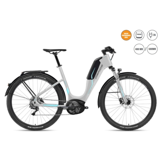 Gepida Berig TR Deore 10 400 2021 elektromos kerékpár