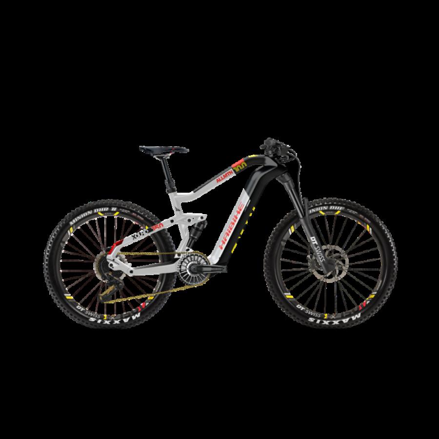Haibike XDURO AllMtn 10.0 2021 Elektromos összteleszkópos MTB kerékpár