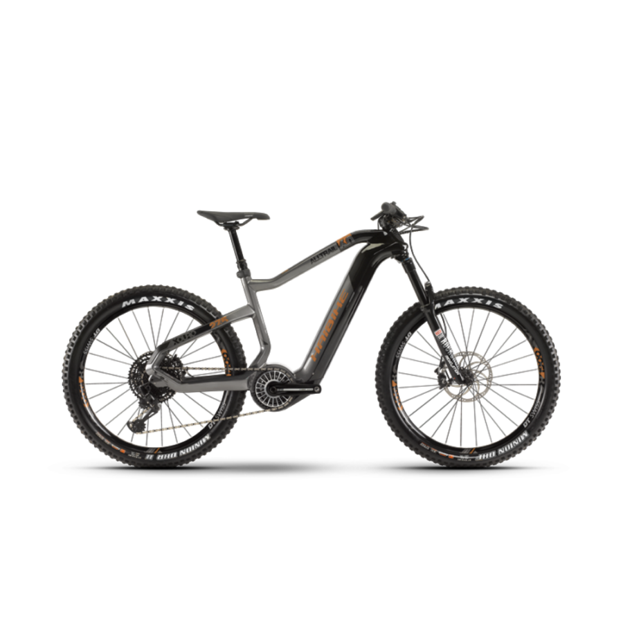 Haibike XDURO AllTrail 6.0 2021 Férfi elektromos MTB kerékpár