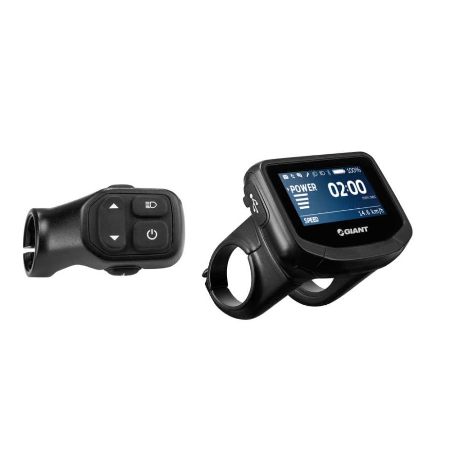 Giant RideControl EVO km/mph v1.3 elektromos kerékpár kijelző+controller