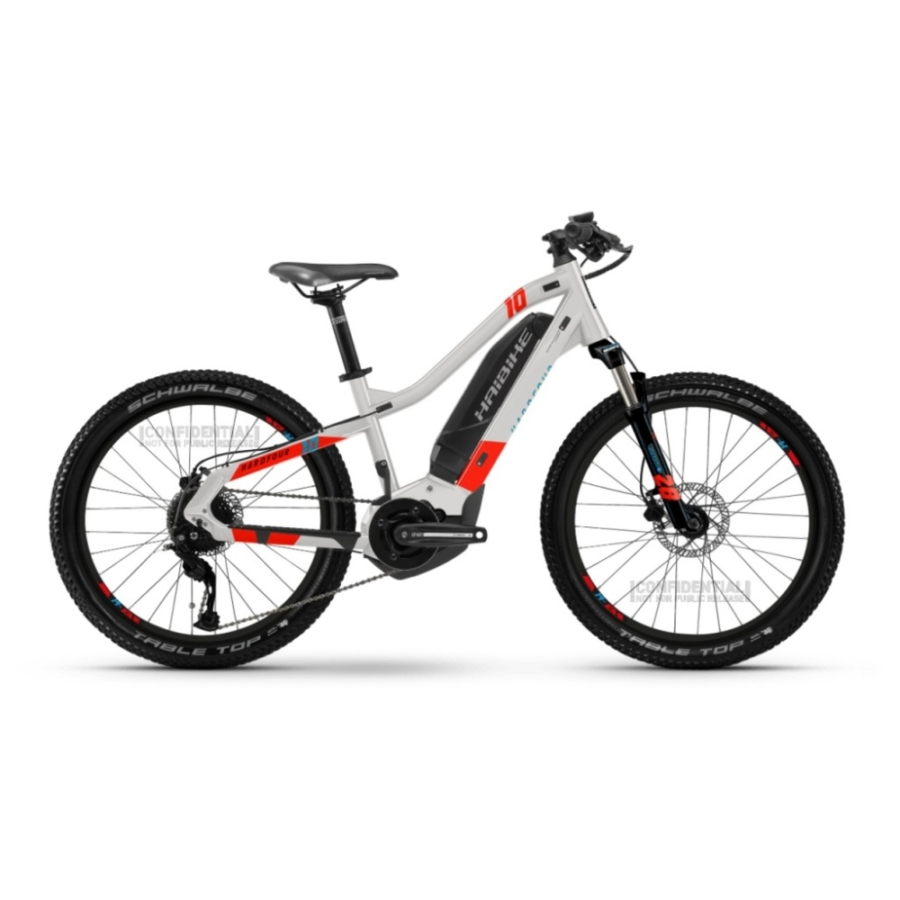 """Haibike Hardfour 24"""" 2021 Elektromos gyerek kerékpár"""